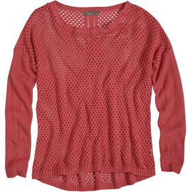 Prana Parker Sweater Dam red slate